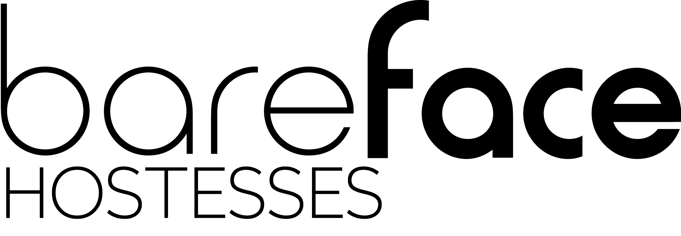BarefacePROMO_Logo_black